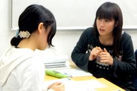 教室長による面談